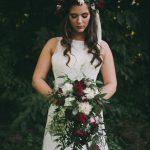 vjenčani buket ruže