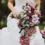 vjenčani buket poseban