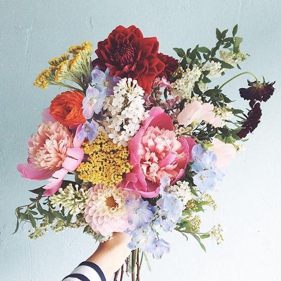 vjencanje blog, buket za mladenku