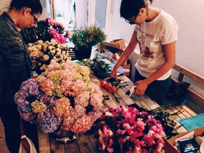 DIY vjenčanje dekoracija