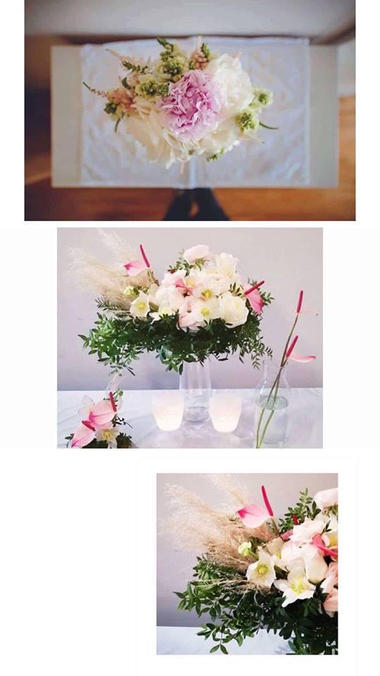 neobični aranžmani za vjenčanje