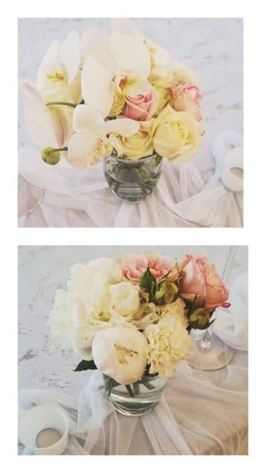 pastelne dekoracije za vjenčanje