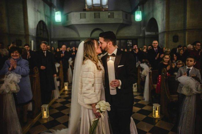vjenčani buket kala
