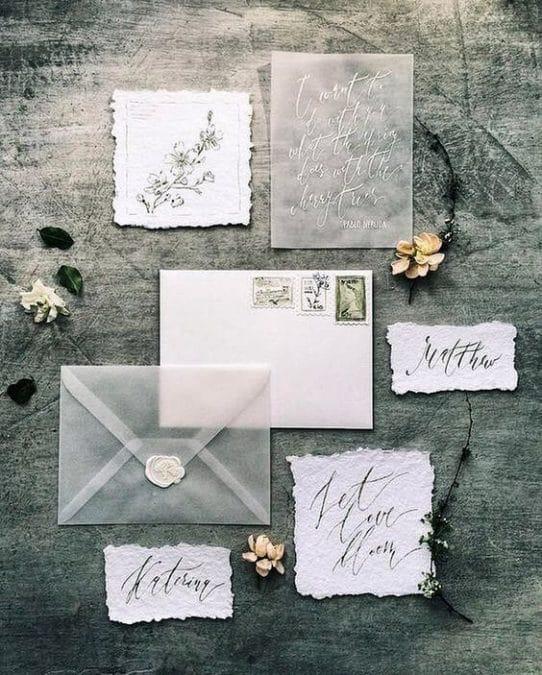 moderne pozivnice za vjenčanje