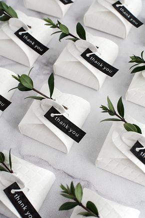 pokloni za goste na vjenčanju ideje