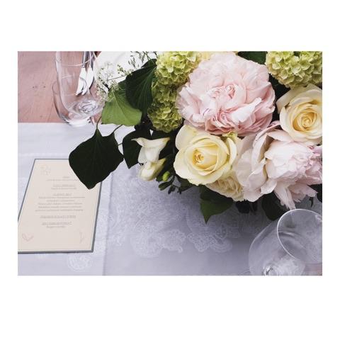 Corberon Woods, cvijeće za vjenčanje