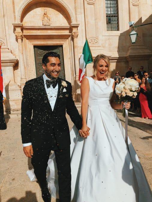 bonj les bains wedding, vjenčanje hvar