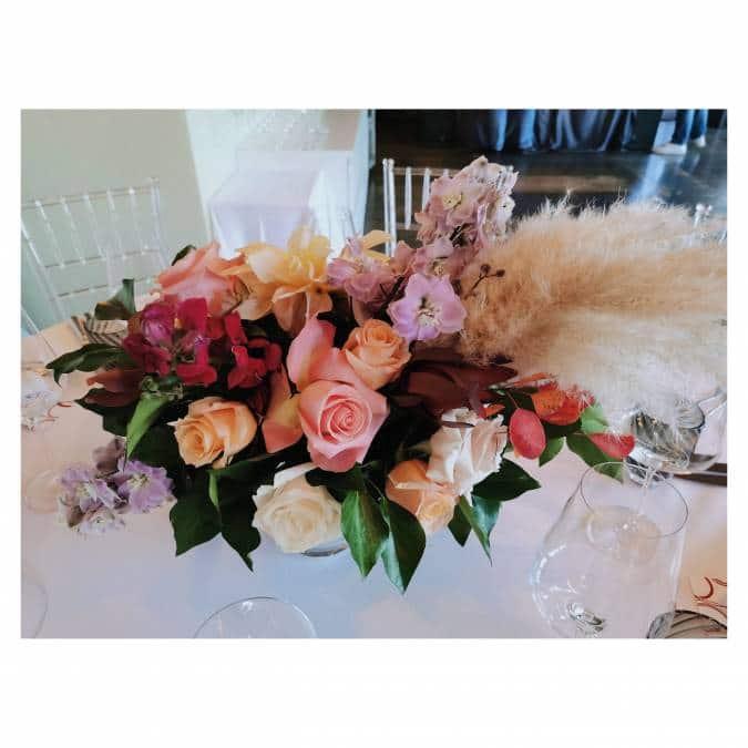 apetit by marin rendić, dekoracije za vjenčanje