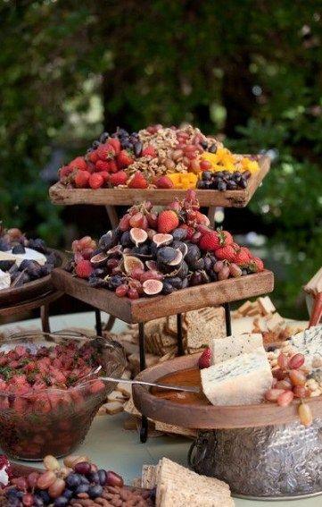 voće vjenčanje