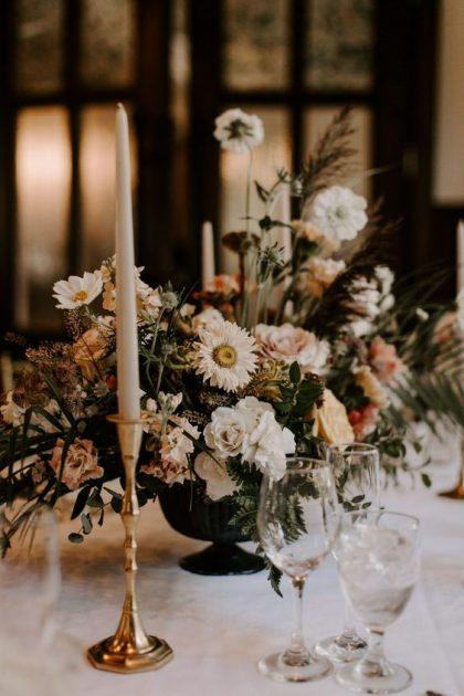 suho cvijeće vjenčanje