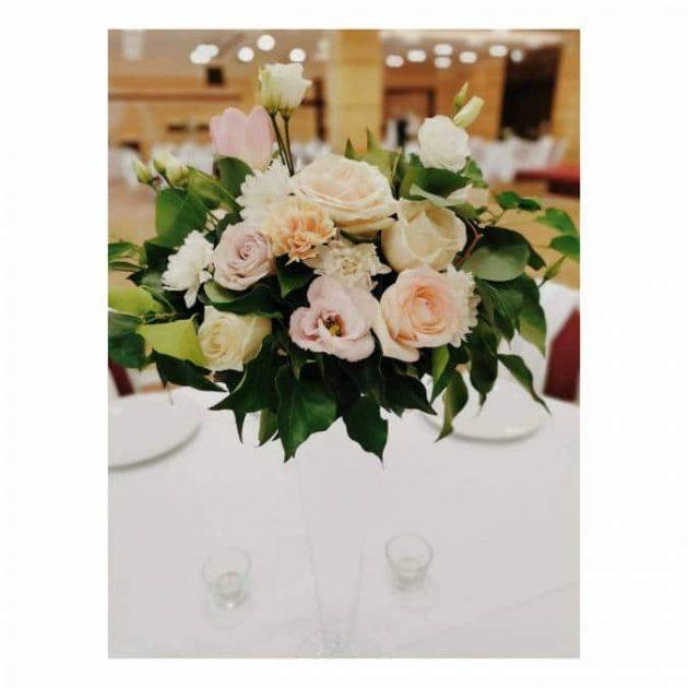 hotel antunović vjenčanje, cvijeće za vjenčanje