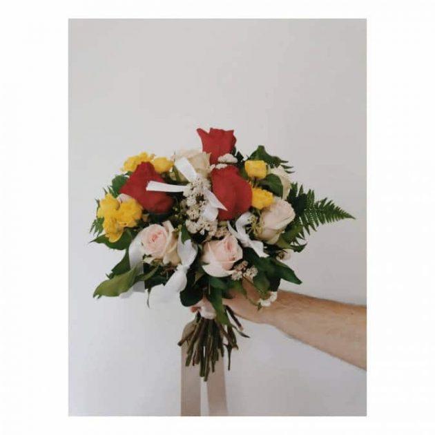 imanje laduć vjenčanje, cvijeće za vjenčanje