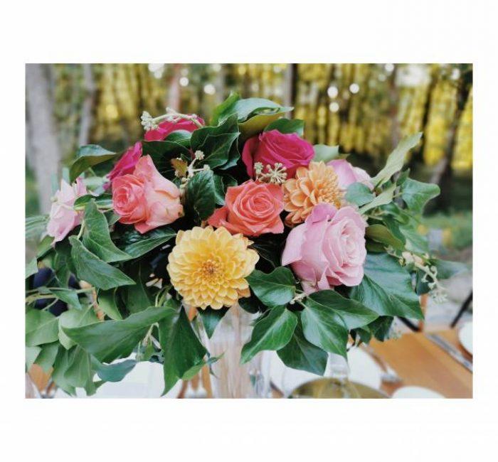 corberon woods, vjenčanje, cvijeće za vjenčanje