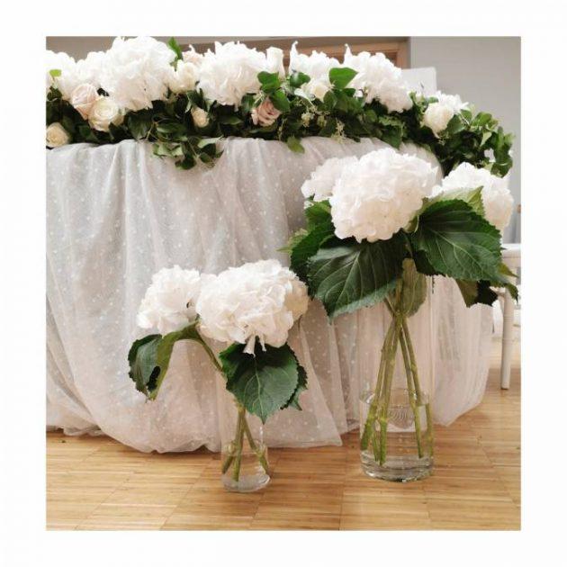 hotel akademija vjenčanje, cvijeće za vjenčanje