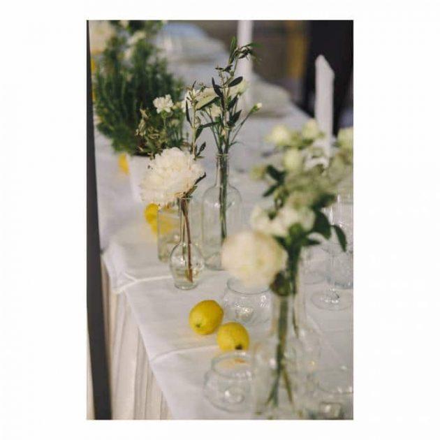 restoran muzej vjenčanje, cvijeće za vjenčanje