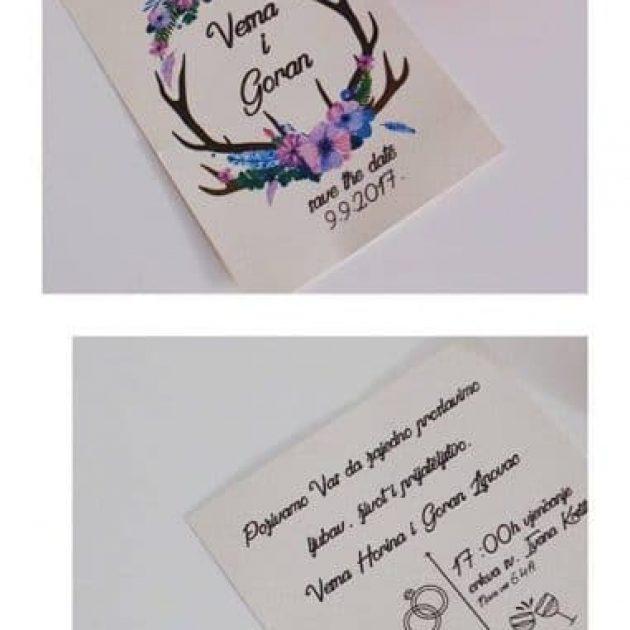 pozivnice za vjencanje