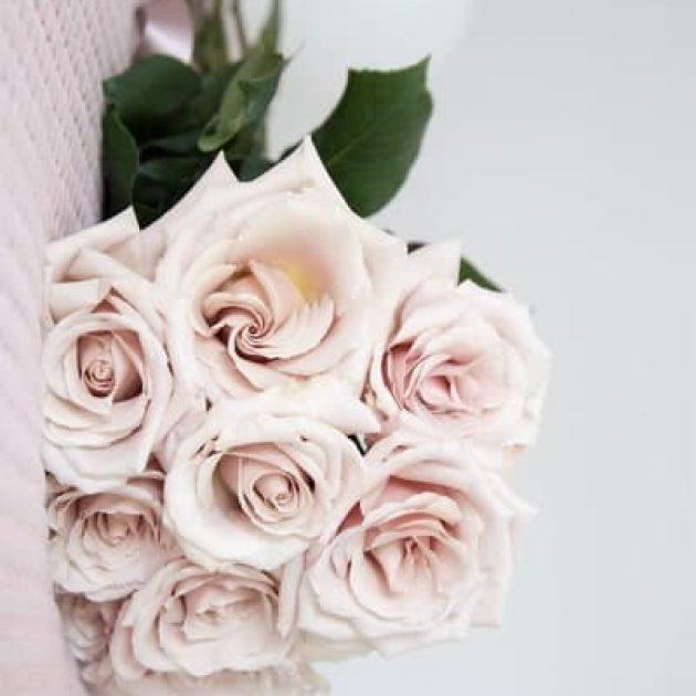Corberon woods, vjenčani buket ruže